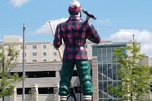 Paul Bunyan Statue, Bangor, United States