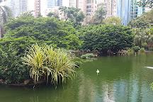 Kowloon Park, Hong Kong, China