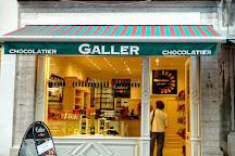 Galler Chocolatier, Brussels, Belgium