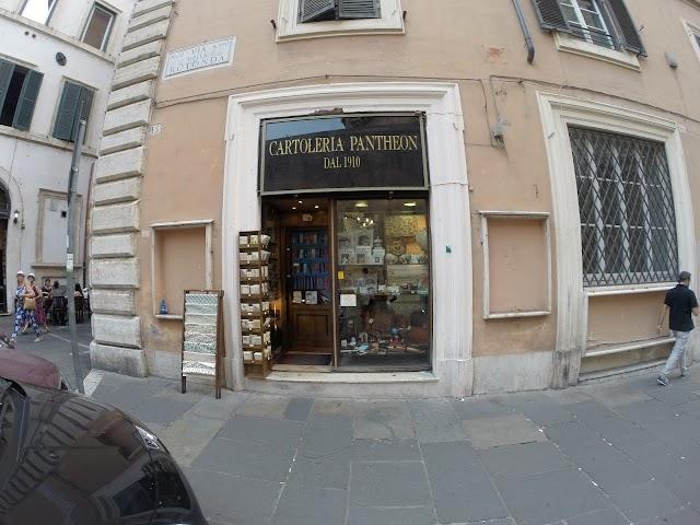 Cartoleria Pantheon