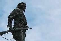 Monumento a la Toma del Tren Blindado, Santa Clara, Cuba