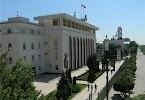 Дом Правительства Республики Дагестан на фото Махачкалы
