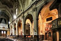 Basilica Minore di San Giovanni Battista, Melegnano, Italy