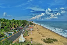 Sanguthurai Beach, Kanyakumari, India