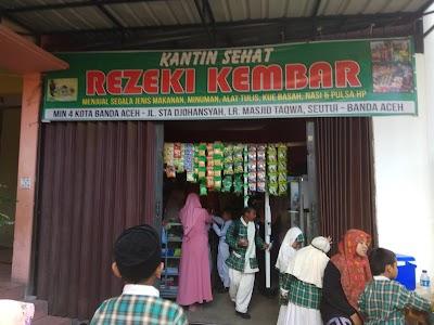 Min 4 Kota Banda Aceh Kota Banda Aceh Aceh