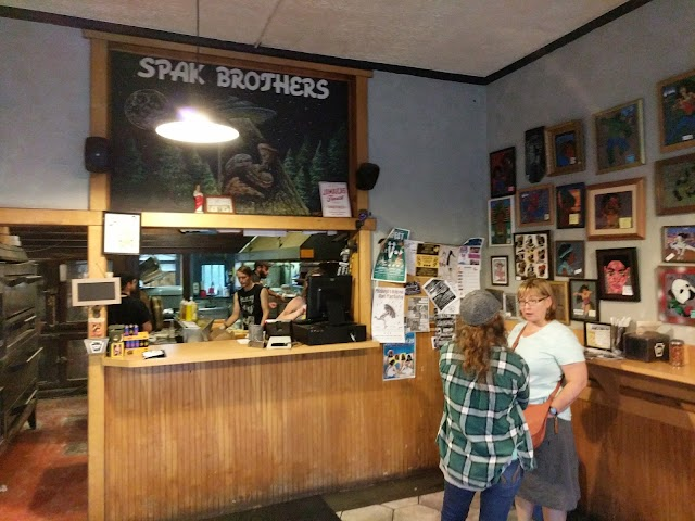 Spak Brothers Pizza