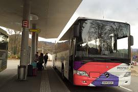 Автобусная станция   Bad Ischl Bf.