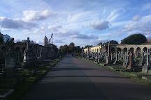 Brompton Cemetery, London, United Kingdom