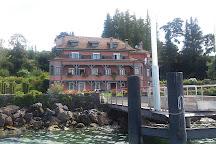 Les jardins de l'eau du Pre Curieux, Evian-les-Bains, France