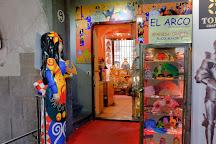 El Arco Artesania, Madrid, Spain