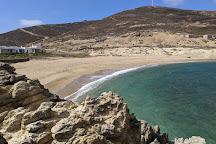 Mirsini Beach, Mykonos Town, Greece