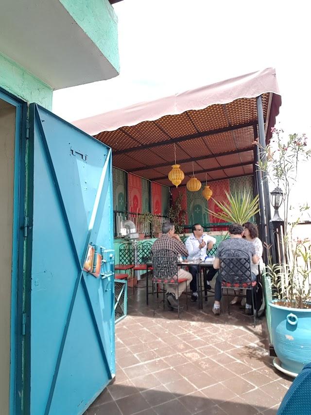 Cafe Restaurant Tiznit
