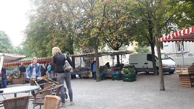 Café im Alten Wiehrebahnhof