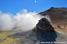 Mt. Namafjall (Namaskard), Lake Myvatn, Iceland