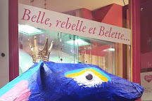 Zoe la Belette, Nice, France