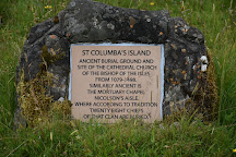 St. Columba's Isle, Skeabost, United Kingdom