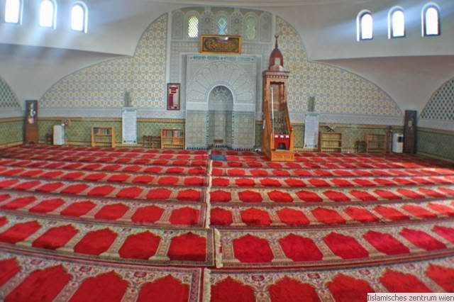The Islamic Cultural Center of Bad Voslau