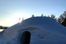 Lucky Ranch, Pyhatunturi, Finland