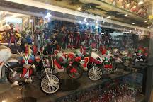 Richmond Shopping Arcade, Hong Kong, China