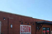 Legion Brewing, Charlotte, United States