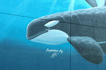 Wyland's Whaling Wall, South Padre Island, United States