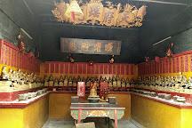 Lin Kai Temple, Macau, China