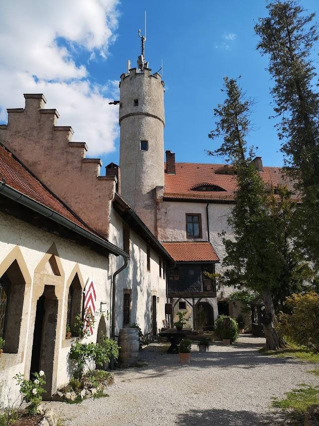 Burg Gossweinstein