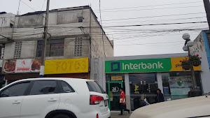 Interbank - Oficina Defensores del Morro, Chorrillos 0