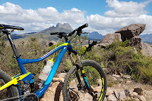 Dirtopia Trail Centre, Stellenbosch, South Africa