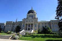 Montana State Capitol, Helena, United States