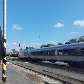 Train Station  Domažlice