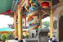 Lian Hua San Ching Tien Temple, Miri, Malaysia