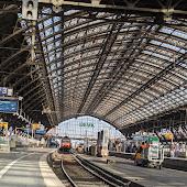 Станция  Koeln Hbf