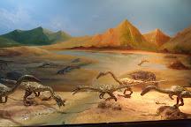 Phu Wiang Dinosaur Museum, Phu Wiang, Thailand