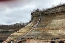 Bridal Veil Falls, Munising, United States