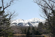 Shiretoko Goko Field House, Shari-cho, Japan