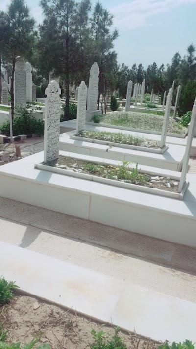 cemetery قبرستان اناردرگی ها