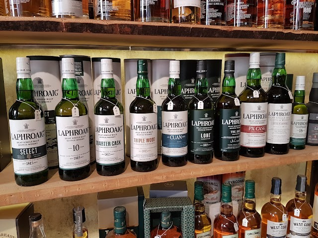 Whisky Spirits