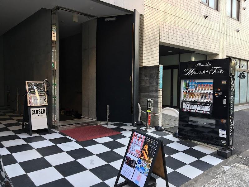 Music Bar MELODIA Tokyo