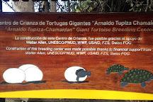 Centro de Crianza Tortugas Gigantes Arnaldo Tupiza Chamaidan, Puerto Villamil, Ecuador