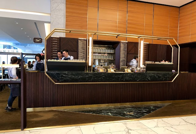 Fuel Espresso (Chater House branch)