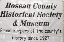 Roseau County Historical Society & Museum, Roseau, United States
