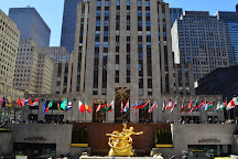 Rockefeller Center, New York City, United States