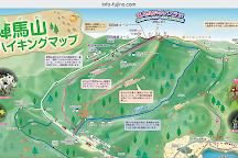 Mount Jinba, Kanto, Japan