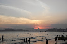 Ponta da Praia Beach, Santos, Brazil