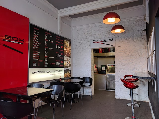 Red-Box Noodle Bar