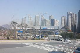 Автобусная станция   Gwangmyeong KTX Station