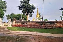 Maha Aung Mye Bon Zan Monastery, Mandalay, Myanmar