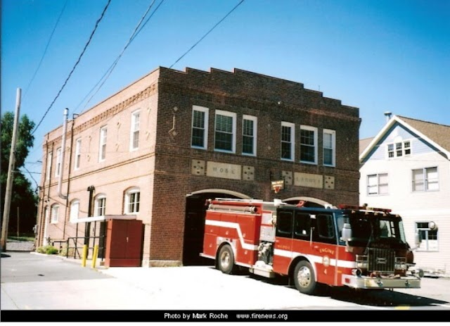 East Walpole Fire Station