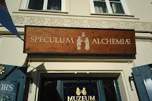 Speculum Alchemiae Museum, Prague, Czech Republic
